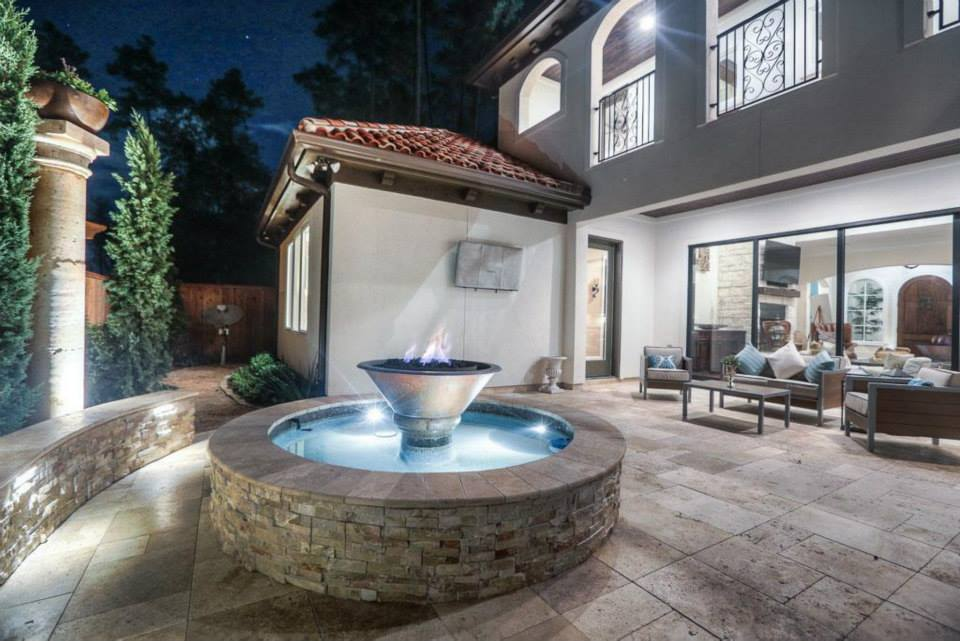Outdoor Kitchen Amp Living Spring Tx The Woodlands Tx