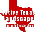 Native Texas Landscape Design & Construction Logo